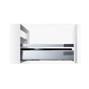 Ray hộp Hafele ALTO – Màu trắng 135x300mm MS 552.77.781