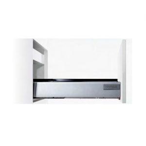 Ray hộp Hafele ALTO – Màu trắng 80x500mm MS 552.75.005